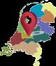 VMH NL map