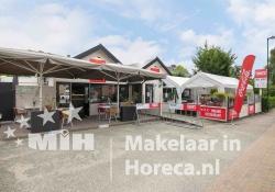 Te koop zeer drukke cafetaria met restaurantgedeelte in Schelluinen