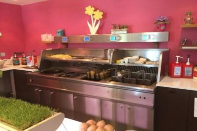 Snackbar cafetaria VERKOCHT Capelle