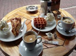 Leiden | Lunchroom Délifrance