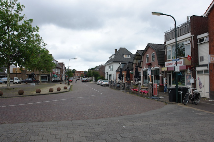 cafetaria te koop groot terras Wassenaar Duinrell