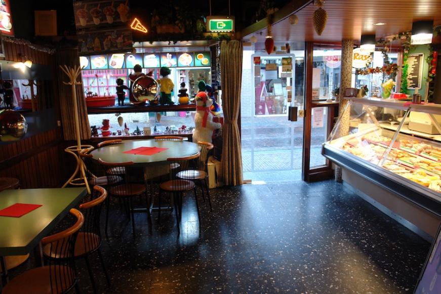 cafetaria, patatkiosk, snack kiosk, snackbar